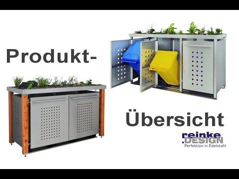 Mülltonnenboxen | ReinkeDesign