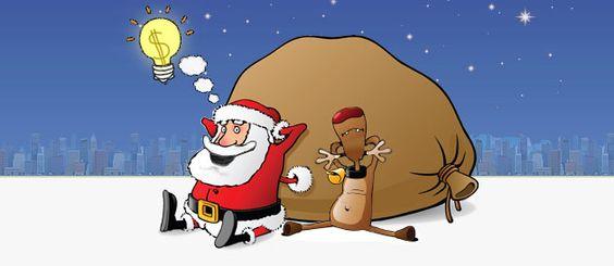 Santa's B2B marketing tips for 2012