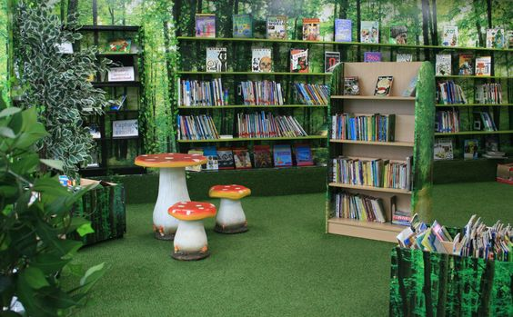 Inspirational school libraries from around the world – Cordwalles Junior School, Cornwall