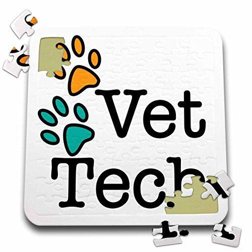 Vet Tech Quotes Amusing Evadane  Quotes  Vet Tech Orange And Turquoise  10X10 Inch