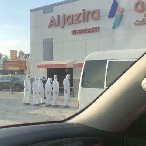 البحرين فيديو متداول حاليا في وسائل التواصل الاجتماعي حول الوضع منذ قليل في برادات الجزيرة بشارع البديع كورونا البحرين كورونا Vehicles Bahrain Car