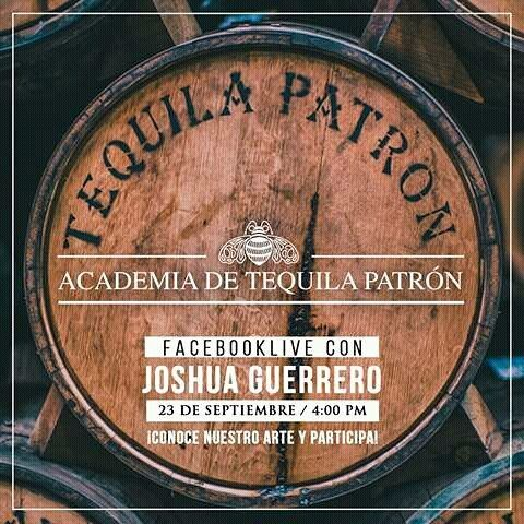 "Today! Last episode of ""Academia de Tequila Patrón"" on http://ift.tt/2cZNNXd. Join us and learn about #tequila #patron and be part of The Art of Patrón Colombia.  Don't forget visit us on www.artofpatron.co. Powered by #beautifywebdesign #html5 #javascript #css3 #php #jquery #ajax #webdesign  #frontend #webdesigner #webdeveloper #webdevelopment #webdev #web #design #website #tequilapatron  #patrontequila #colombia #cocktails #mixology. Image by Vice."