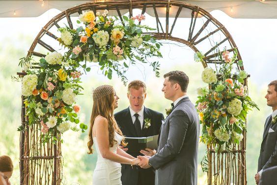 Planear una boda 100% ecológica, ¡es posible!