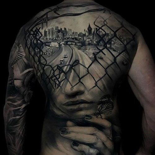 101 Cool Tattoos For Men Best Tattoo Ideas Designs For Guys 2020 In 2020 Back Tattoo Back Tattoos For Guys Tattoos For Guys
