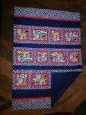Children's blanket/quilt boy in baseball by EmilHansDesigns, $40.00