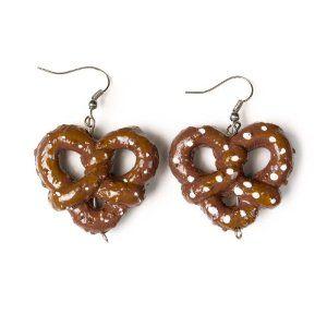 Schoene Ohrringe zum Oktoberfest
