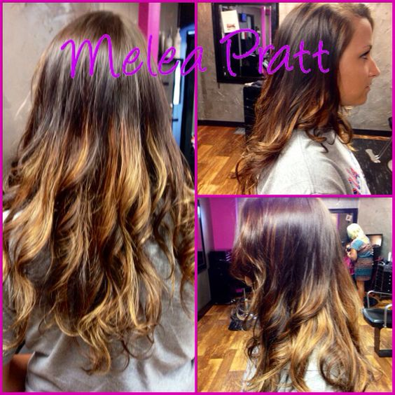 Ombre by Melea at Revival!