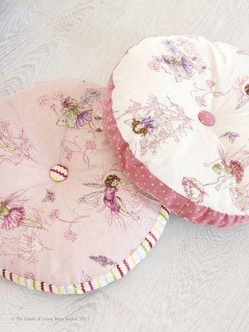 Colefax & Fowler - Flower Fairies Fabric