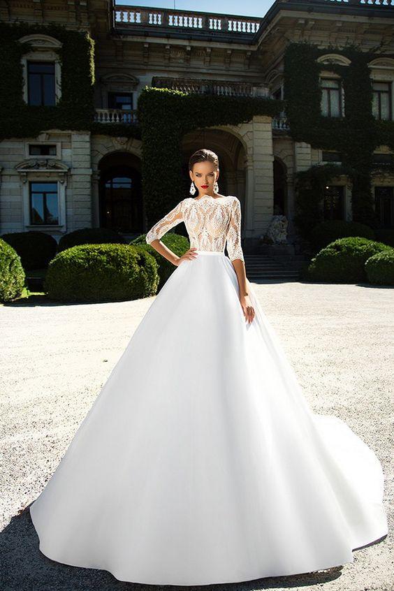 we love Milla Nova Bridal 2017 Wedding Dresses