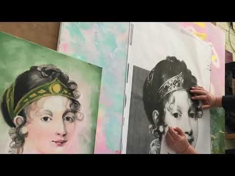 Durchpausen Motiv Auf Leinwand Ubertragen Anleitung Tutorial Youtube Youtube Malen Bauplan Zeichnen Zeichnungen