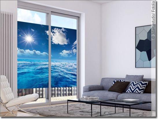 Fensterfolie Meerblick Fensterfolie Sichtschutzfolie Fenster Folie Fur Fenster