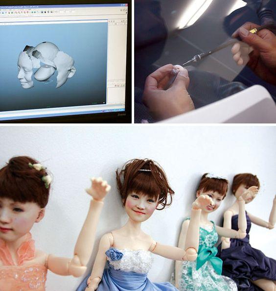 Tokyo's Clone Factory
