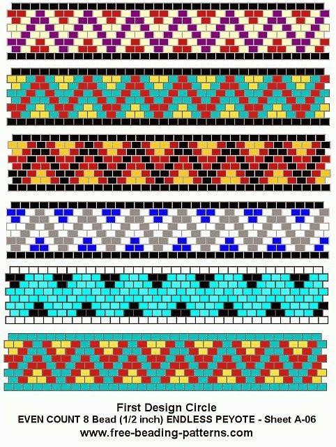 Bulles de cerises: Modèles pour tissage