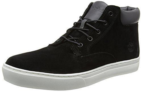 Timberland Herren Dauset_Dauset_Dauset Chukka Hohe Sneakers, Schwarz (Black Pig Nubuck WP), 40 EU - http://on-line-kaufen.de/timberland/40-eu-timberland-herren-dauset-kurzschaft-3