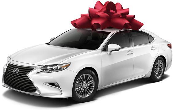 2016 Lexus ES 350 December to Remember Special Pricing