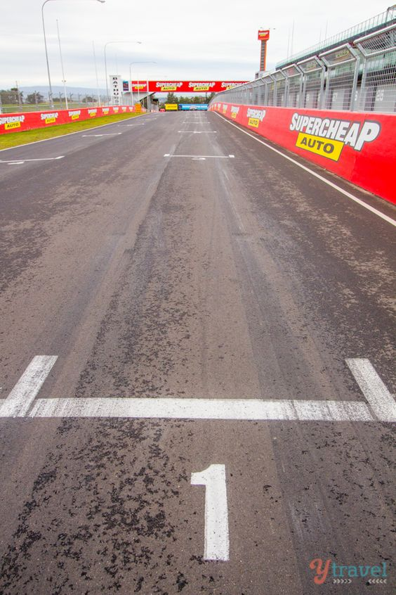 Drive the famous Mount Panorama Racing Circuit - a must do in Bathurst, NSW, Australia
