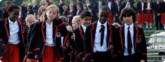 children-in-school-uniform