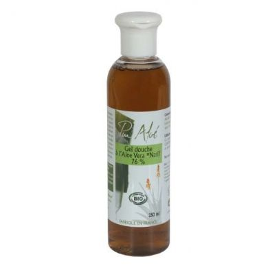 PUR ALOE -  Gel douche à l'Aloe Vera - 250ml
