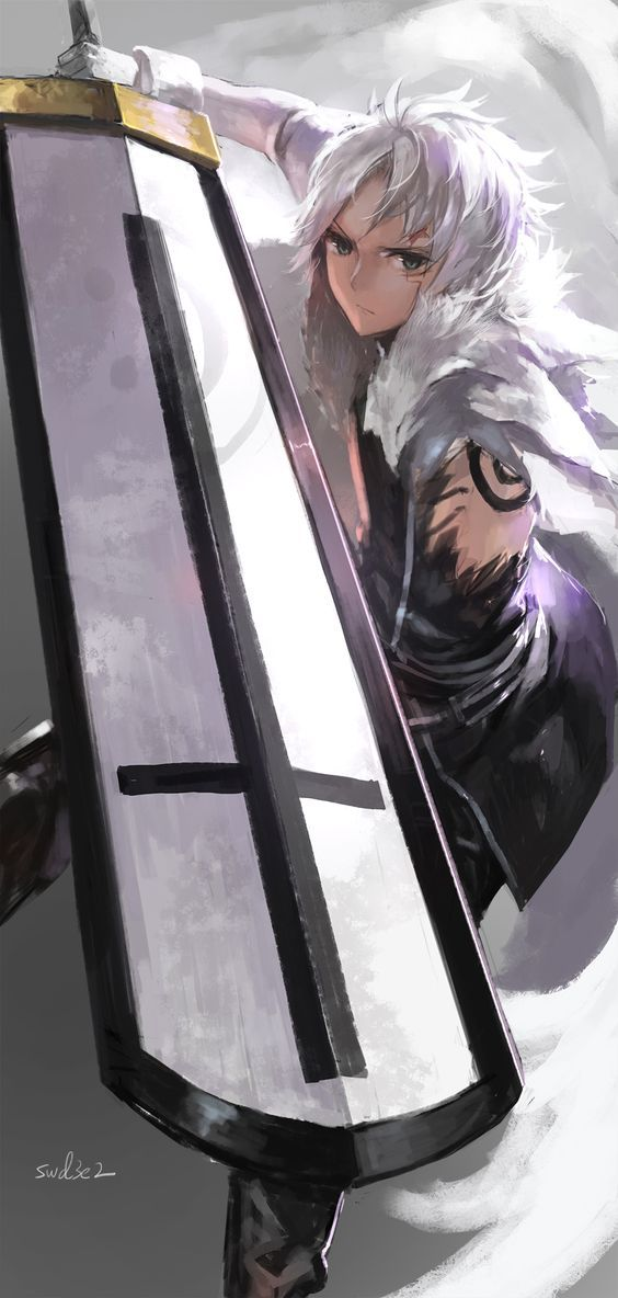 D.Gray-man Allen Walker art #DGrayman #anime #cosplayclass
