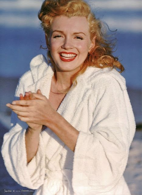 Marilyn Monroe en Tobay Beach, Long Island, Summer 1949: