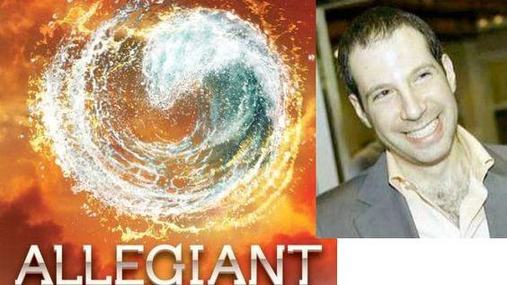 Noah Oppenheim To Write ALLEGIANT Screenplay