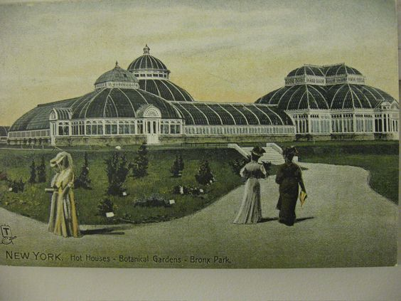 postcard_vintage_bronx_botanical_garden.jpg (1296×972):
