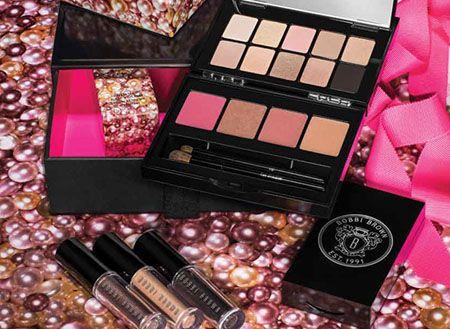 Lançamento maquiagem Bobbi Brown Holiday 2012.