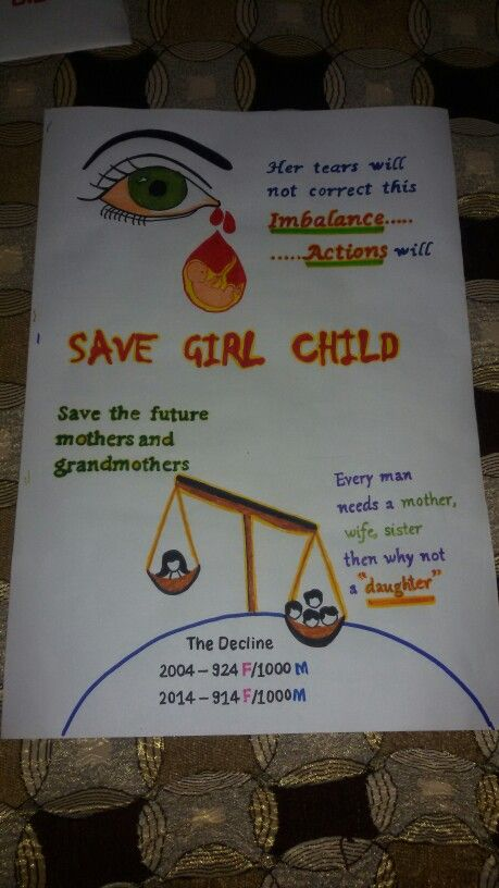 essay on girl child for kids
