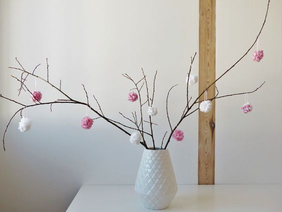 DIY Decorative paper flowers - Les Carnets de Gee ©