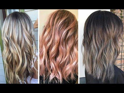 أجمل صبغات شعر 2019 أجمل موضة ألوان صبغات الشعر Https Youtu Be Kdjrstvh L0 Hair Hair Styles Long Hair Styles