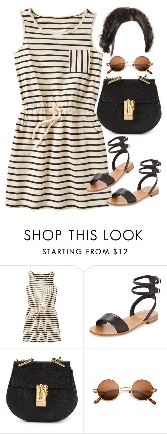 """""""Untitled #146"""" by hollygracem ❤ liked on Polyvore featuring Prada and Chloé"""