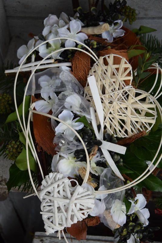 Wszystkich Swietych 2018 Wiazanki Stroiki Dekoracje Jak Ozdobic Groby Na Wszystkich Swietych Wreaths Hoop Wreath Decor