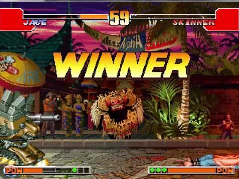game king of fighter 97