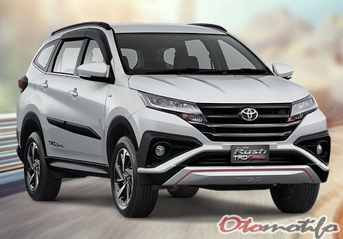 Harga All New Toyota Rush 2020 Review Spesifikasi Gambar