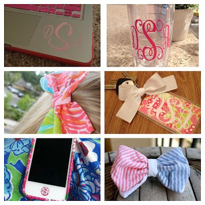 Easy inexpensive personalized gift ideas!