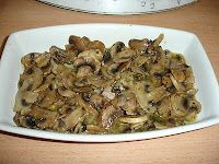 Mushrooms In Sauce (Thermomix)