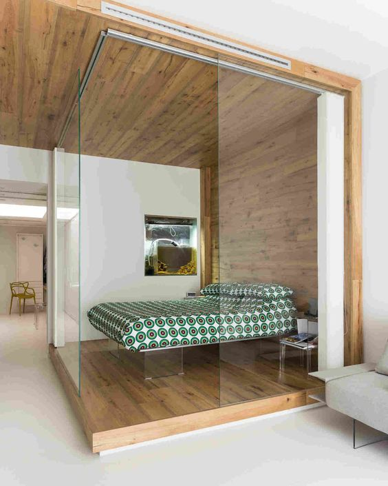 Hot Decor Trend 21 Glass Enclosed Rooms Inneneinrichtung
