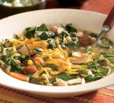 Southwest Chicken Soup Express
