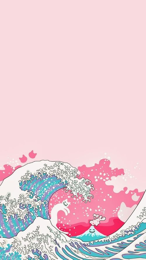 Wallpaper And Background Image Pink Wallpaper Computer Iphone 6