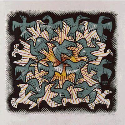 Escher: Geometrias casi imposibles