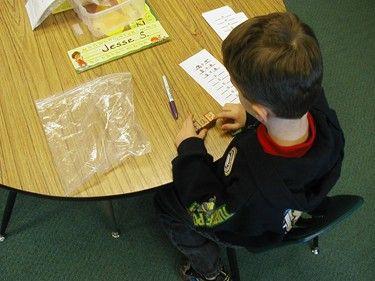 Actividades de alfabetización