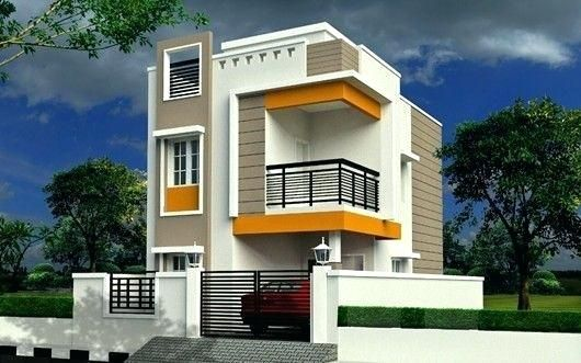 Things You Need To Know About Bathroom Before Building A Home Plans Duplex House Design House Front Design Small House Elevation Design