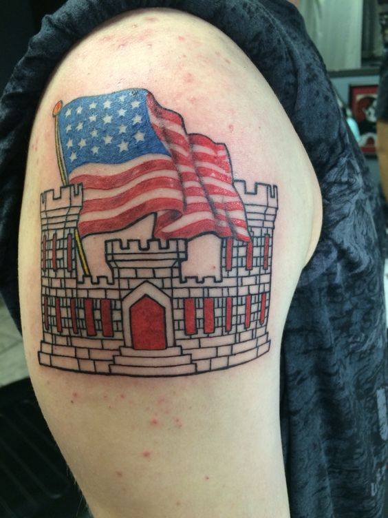 Patriotic Quote Tattoos