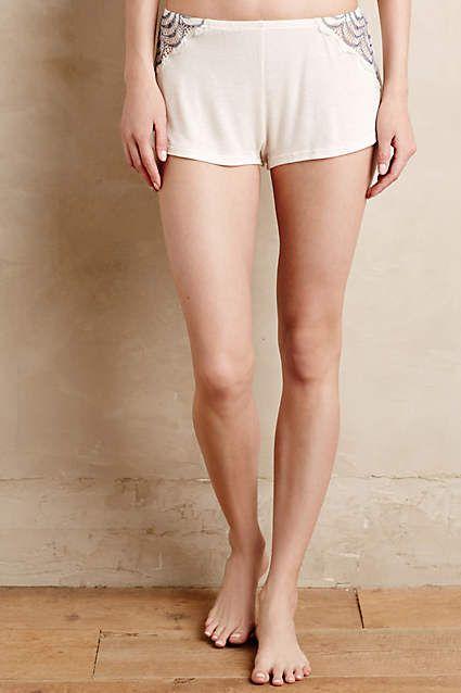 Eberjey Anika Shorts - anthropologie.com #anthrofave