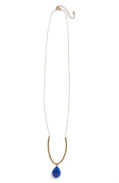 Stephan & Co. Pendant Necklace available at #Nordstrom