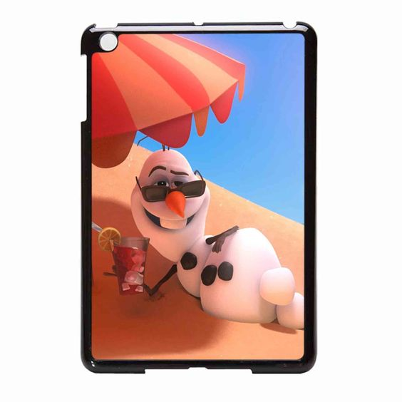 ... iPad Mini Case : Disney Frozen Olaf, iPad mini cases and Disney Frozen