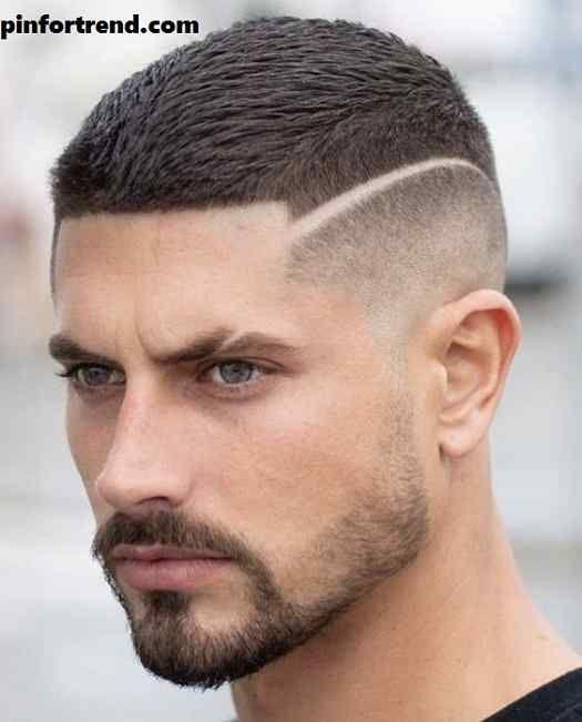 Short Hairstyles For Simple Men S Haircuts And Hairstyles 2019 2020 Hair Hairstyles Haircut Haircolor Ha Military Haircut Army Haircut Soldier Haircut