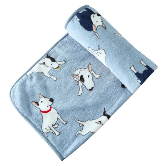 Creation Core Adorable Cartoon cat Blanket Super Soft Fleece Cat Dog Blanket Mat 29.9' x 37.8' -- Review more details here : Cat Beds and Furniture
