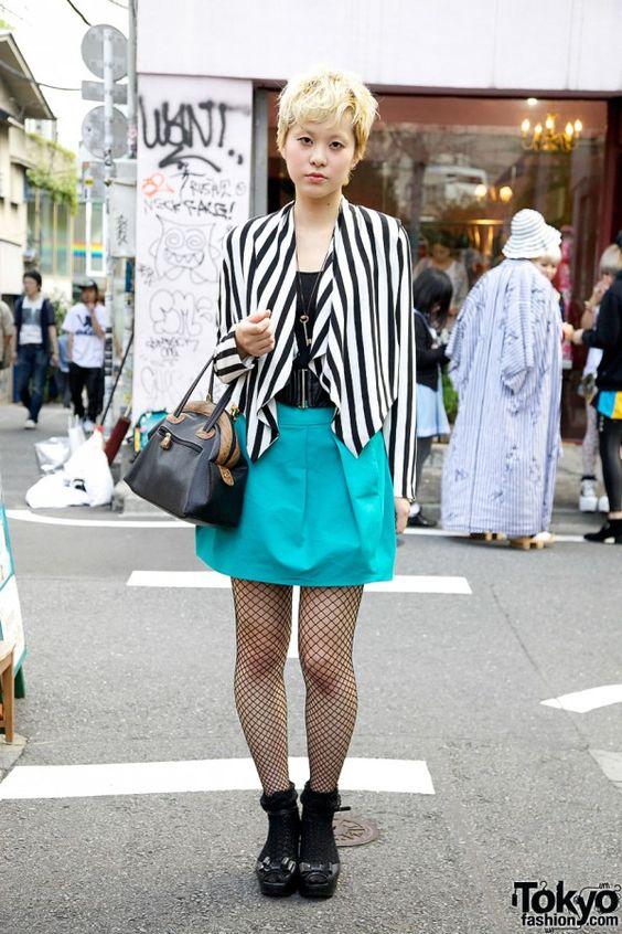 Harajuku street fashion | yes..