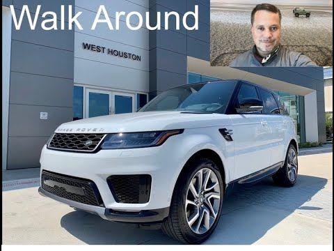 2020 Range Rover Sport Hse Walk Around Youtube Range Rover Sport Range Rover Hse Range Rover